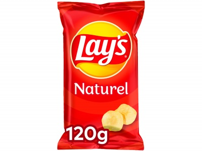 Naturel chips product foto