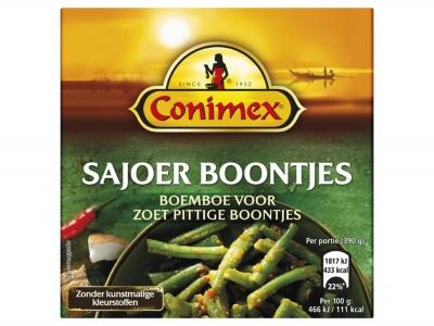 Boemboe Sajoer Boontjes product foto
