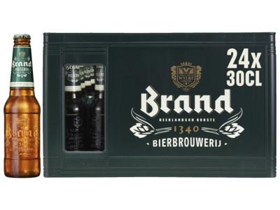 Krat 24 flesjes 0.30 liter product foto