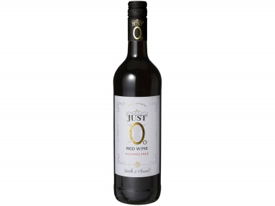 Red wine alcoholfree product foto