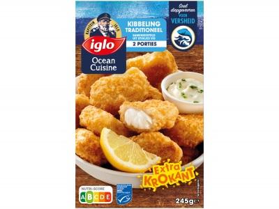 Ocean Cuisine kibbeling traditioneel product foto