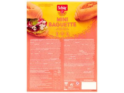 Mini baguette glutenvrij product foto