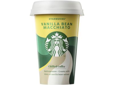 Vanilla bean macchiato product foto