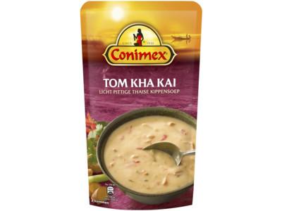 Tom Kha kai soep product foto