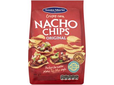 Tortilla chips nacho product foto