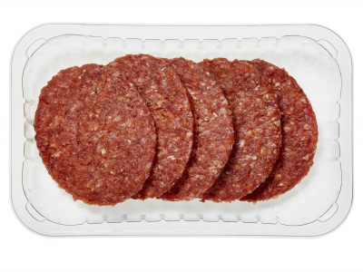 Hamburgers minute product foto