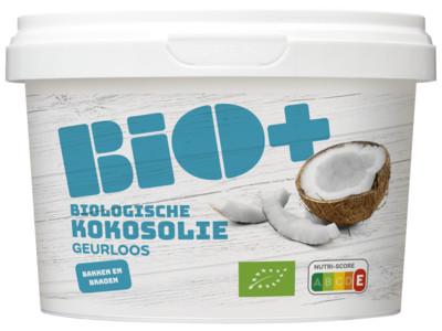 Kokosolie geurloos product foto