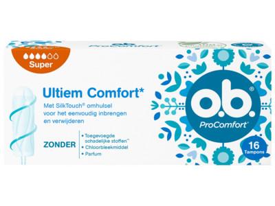 Tampons pro comfort super product foto