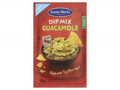 Dip mix guacamole product foto