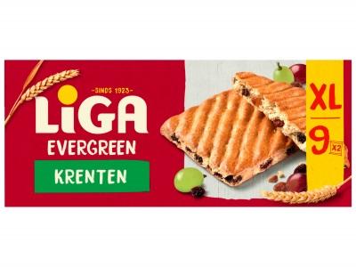 Evergreen krenten product foto