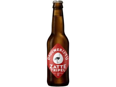 Zatte bio product foto