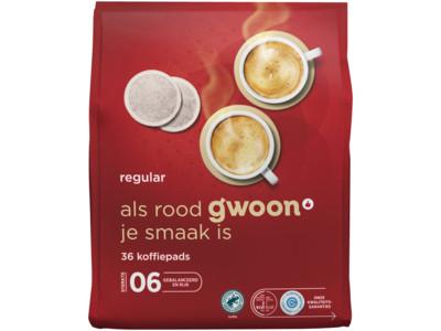 Koffiepads regular product foto