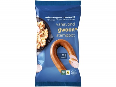 Extra magere rookworst product foto