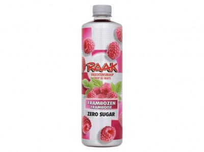 Siroop framboos zero sugar product foto