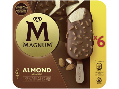 Almond product foto