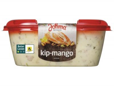 Kip mango pistache salade product foto