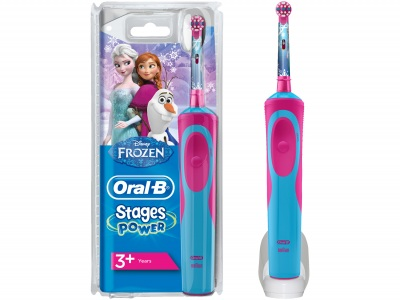 Elektrische tandenborstel frozen product foto
