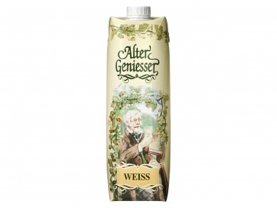 Weiss wein product foto