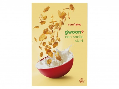 Cornflakes product foto