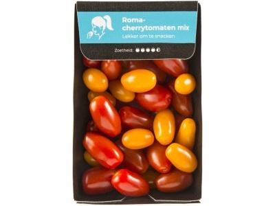 Roma cherrytomaten mix product foto