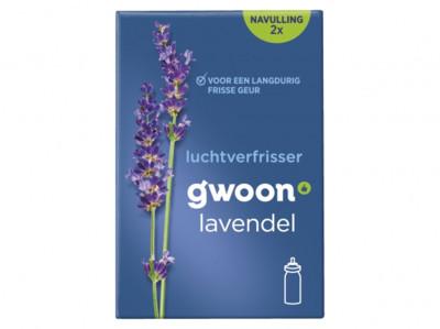 Minispray lavendel navulling product foto