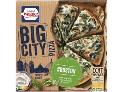 Big city pizza Boston product foto