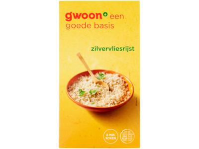 Zilvervlies rijst product foto