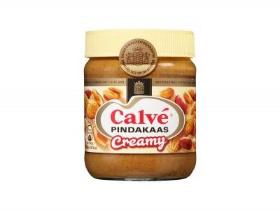 Pindakaas creamy product foto