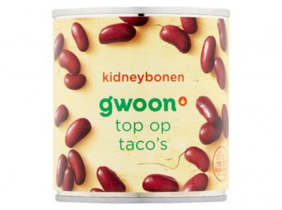 Kidneybonen product foto