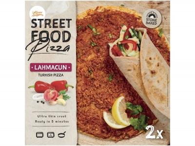 Turkse pizza product foto