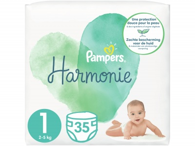 Luiers pure protection 1 product foto