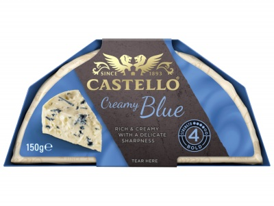 Creamy Blue product foto